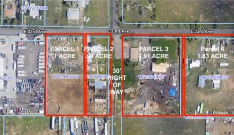 Land for Sale, Aurora, CO $7 per SF Contact Phil Kubat | (720) 909-8557 | phil@transworldcre.com Click to Download Brochure